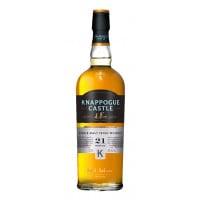 Knappogue Castle 21 Year Old Single Malt Irish Whiskey