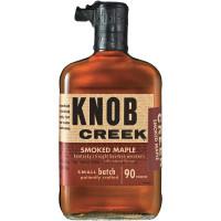 Knob Creek Smoked Maple Small Batch Kentucky Straight Bourbon Whiskey