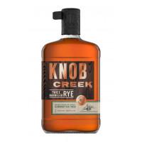 Knob Creek Twice Barreled Straight Rye Whiskey