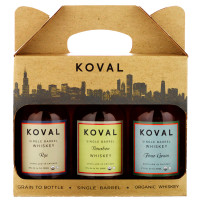 Koval Whiskey Gift Pack