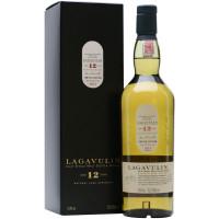 Lagavulin 12 Year Old Cask Strength Single Malt Scotch Whisky