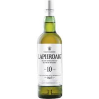 Laphroaig 10 Year Old Single Malt Scotch Whisky