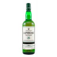Laphroaig 25 Year Old Cask Strength 2016 Edition