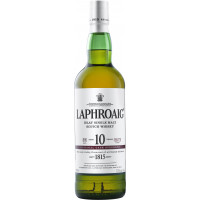 Laphroaig Cask Strength 10 Year Old Single Malt Scotch Whisky