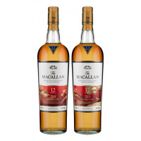 The Macallan 12 Year Old Double Cask Lunar New Year 2018