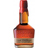 Maker's Mark Cask Strength Kentucky Straight Bourbon Whiskey