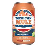 Merican Mule's Moscow Mule 4-Pack