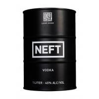 Neft Black Vodka (1L)