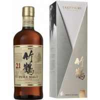 Nikka Taketsuru 21 Year Old Japanese Pure Malt Whisky