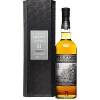 Oban 21 Year Old Single Malt Scotch Whisky
