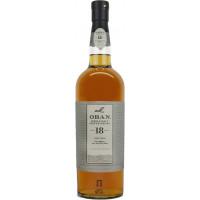Oban 18 Year Old Limited Edition Single Malt Scotch Whisky