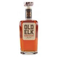 Old Elk Blended Straight Bourbon Whiskey