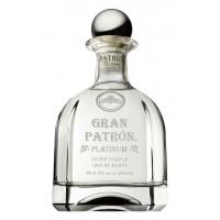 Patron Gran Platinum Tequila