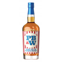 PB&W Peanut Butter Flavored Whisky
