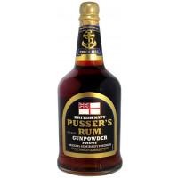 Pusser's Gunpowder Proof Rum