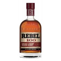 Rebel 100 Proof Straight Bourbon Whiskey