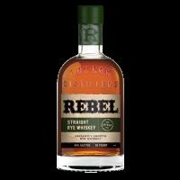 Rebel Straight Rye Whiskey
