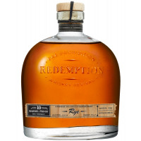 Redemption 10 Year Old Barrel Proof Straight Rye Whiskey