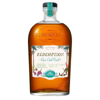 Redemption Rye Rum Cask Finish Whiskey