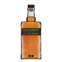 Rod & Hammer Slo Stills Distiller's Reserve Rye Whiskey
