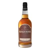 Rough Rider Bull Moose Three Barrel Rye Whiskey