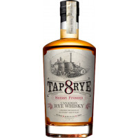 Tap 8 Sherry-Finished 8 Year Old Rye Whisky