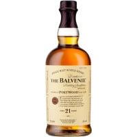 The Balvenie PortWood Finish 21 Year Old Single Malt Scotch Whisky