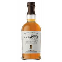The Balvenie The Sweet Toast of American Oak 12 Year Old Single Malt Scotch Whisky