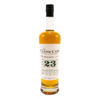 The Classic Cask 23 Year Old Caribbean Rum Finish Blended Scotch Whisky