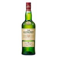 The Glenlivet 12 Year Old First Fill Single Malt Scotch Whisky