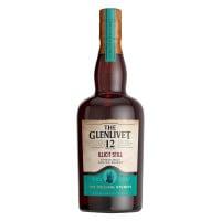 The Glenlivet 12 Year Old Illicit Still Single Malt Scotch Whisky