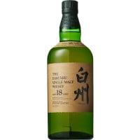 The Hakushu 18 Year Old Japanese Single Malt Whisky