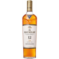 The Macallan Double Cask 12 Year Old Highland Single Malt Scotch Whisky