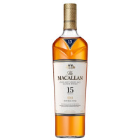 The Macallan 15 Year Old Double Cask Single Malt Scotch Whisky
