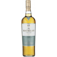 The Macallan 10 Year Old Fine Oak Scotch Single Malt