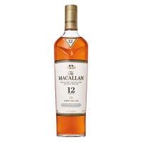 The Macallan 12 Year Old Sherry Oak Single Malt Scotch Whisky
