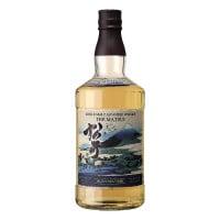 The Matsui Mizunara Cask Single Malt Japanese Whisky