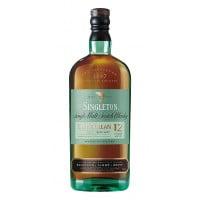 Singleton of Glendullan 12 Year Old Single Malt Scotch Whisky
