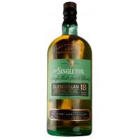 The Singleton Of Glendullan 18 Year Old Single Malt Scotch Whisky