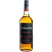 Tomatin 12 Year Old Single Malt Scotch Whisky