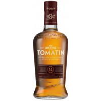 Tomatin 14 Year Old Port Cask Finish Single Malt Scotch Whisky