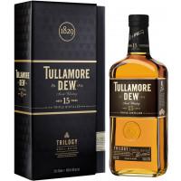 Tullamore DEW 15 Year Old Trilogy Small Batch Irish Whiskey