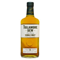 Tullamore D.E.W. 14 Year Old Single Malt Irish Whiskey
