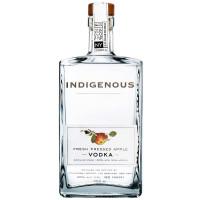 Indigenous Fresh Pressed Apple Vodka