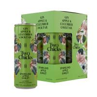 Two Chicks Sparkling Apple Gimlet 4-Pack