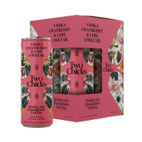 Two Chicks Sparkling Cranberry Tartini 4-Pack