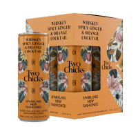 Two Chicks Sparkling New Fashioned 4-Pack