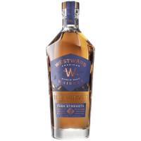 Westward American Single Malt Cask Strength Whiskey