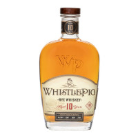 WhistlePig 10 Year Old Straight Rye Whiskey (375mL)