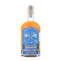 Wigle Single Barrel Straight Rye Whiskey